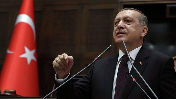 Прослушивание разговоров президента Турции квалифицировано как шпионаж - Sputnik Абхазия
