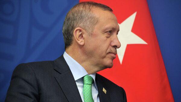 Президент Турции Реджеп Тайип Эрдоган. Архивное фото. - Sputnik Абхазия