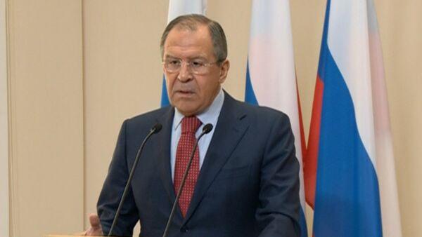 Лавров о ситуации на Украине, минских договоренностях и санкциях против РФ - Sputnik Абхазия