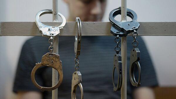 Подозреваемый в покушении на жизнь милиционера Джикирба задержан. - Sputnik Абхазия