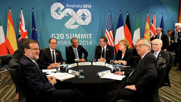Большая двадцатка: экономические показатели стран-участниц. - Sputnik Абхазия