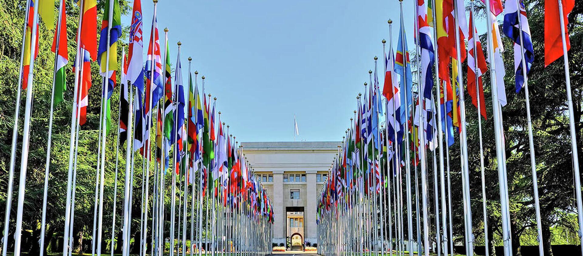 Дворец Нации. Женева.  - Sputnik Аҧсны, 1920, 01.07.2021