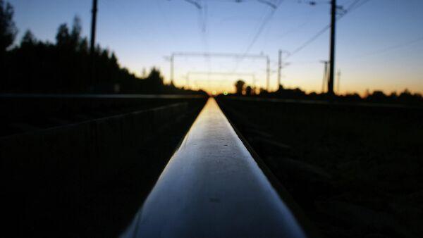 Рельсы. Архивное фото. - Sputnik Абхазия