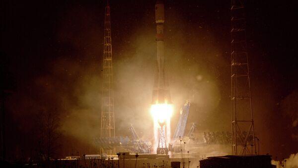 Запуск ракеты-носителя. Архивное фото - Sputnik Абхазия