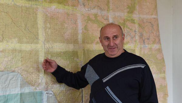 Начальник Гидрометеослужбы Абхазии Левард Барцыц - Sputnik Абхазия