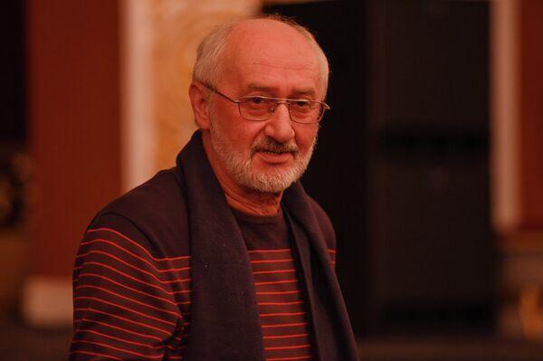Главный режиссер абхазского драмтеатра. Валерий Кове - Sputnik Абхазия