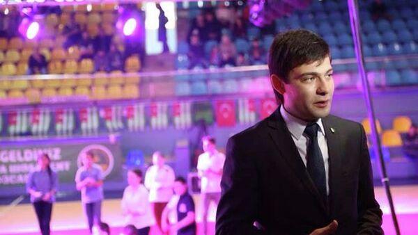 Уполномоченный представитель Абхазии в Турции Инар Гицба. - Sputnik Абхазия