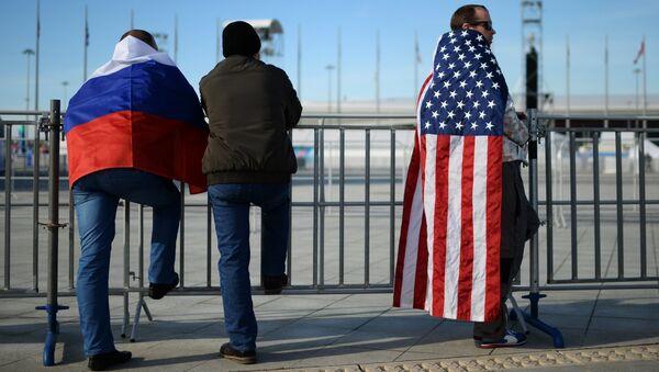 В России побит рекорд отрицательного отношения к США - Sputnik Аҧсны