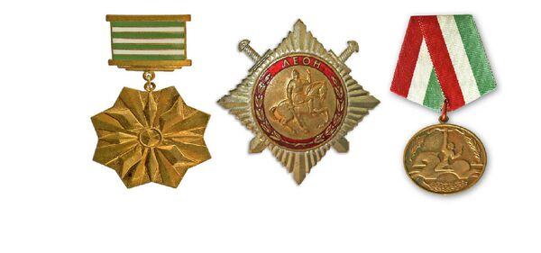 Государственные награды РА - Sputnik Абхазия