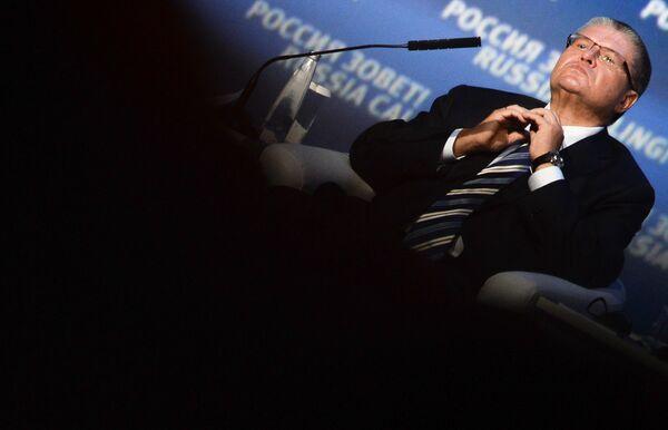 Министр экономического развития РФ Алексей Улюкаев - Sputnik Абхазия