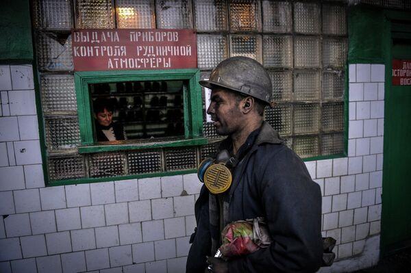 Шахты Донбасса - Sputnik Абхазия