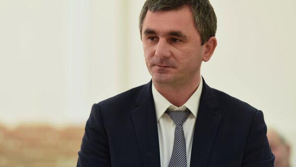 Министр МВД Рауль Лолуа - Sputnik Абхазия