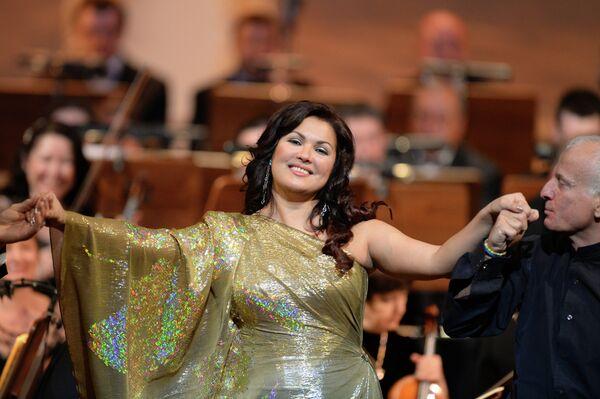 Концерт Анны Нетребко в Казани - Sputnik Абхазия