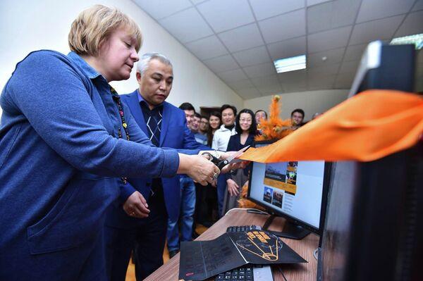 Открытие мультимедийного хаба Sputnik в Кыргызстане - Sputnik Абхазия
