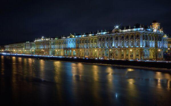 Государственный Эрмитаж в Санкт-Петербурге. Архивное фото - Sputnik Абхазия