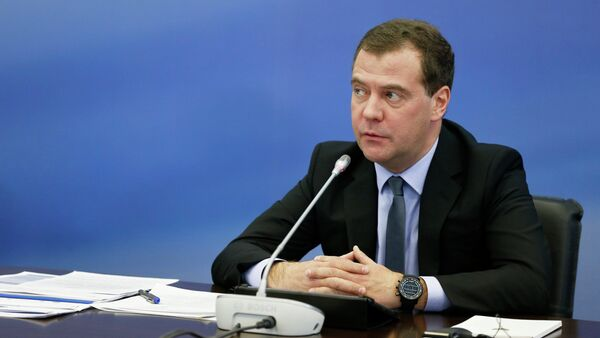Рабочая поездка Д.Медведева в Приволжский федеральный округ - Sputnik Абхазия