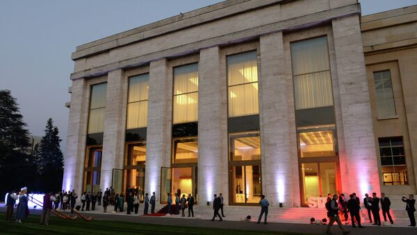 Города мира. Женева. Архивное фото - Sputnik Абхазия
