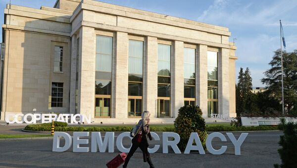 Города мира. Женева. Архивное фото. - Sputnik Абхазия