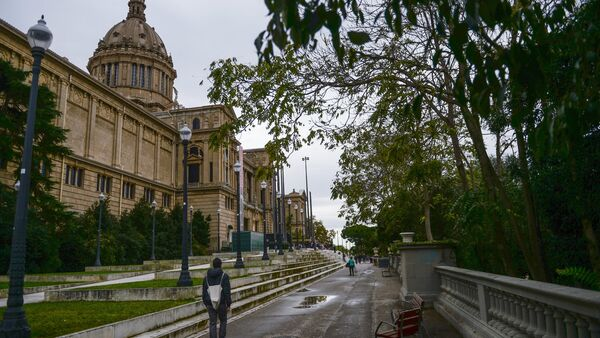 Города мира. Барселона - Sputnik Абхазия