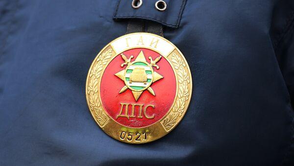 Значок инспектора ГАИ - Sputnik Абхазия