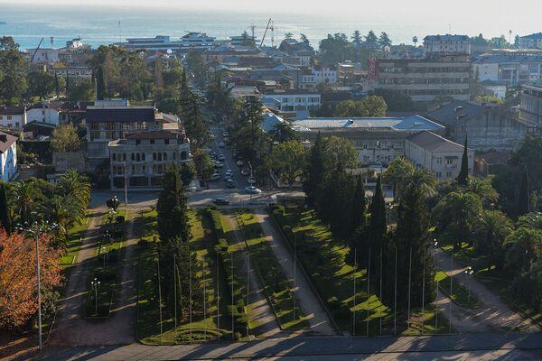 Сухум. Архивное фото - Sputnik Абхазия