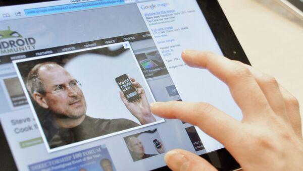 Apple приостановила работу интернет-магазина в РФ из-за падения рубля. Архивное фото - Sputnik Абхазия