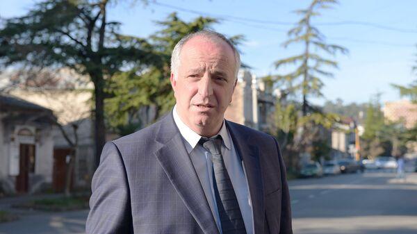 Министр по ЧС Лев Квициния - Sputnik Абхазия