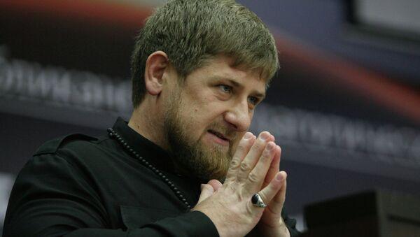Глава Чеченской Республики Рамзан Кадыров. Архивное фото. - Sputnik Абхазия
