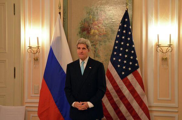 Госсекретарь США Джон Керри. Архивное фото. - Sputnik Абхазия