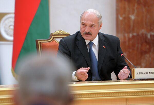 Президент Белоруссии Александр Лукшенко - Sputnik Абхазия