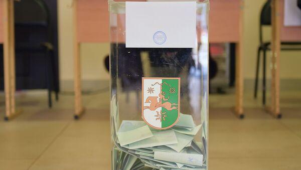 Избирательная урна - Sputnik Абхазия