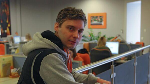 Андрей Стенин. Архивное фото. - Sputnik Абхазия