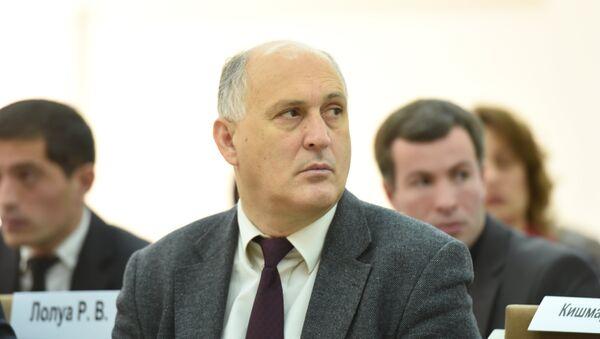 Вячеслав Чирикба - Sputnik Абхазия