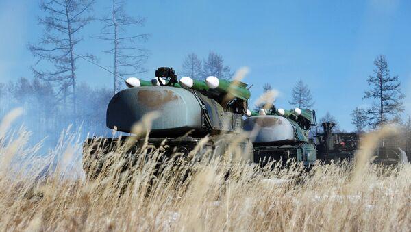 Учения войск ПВО Восточного военного округа - Sputnik Абхазия