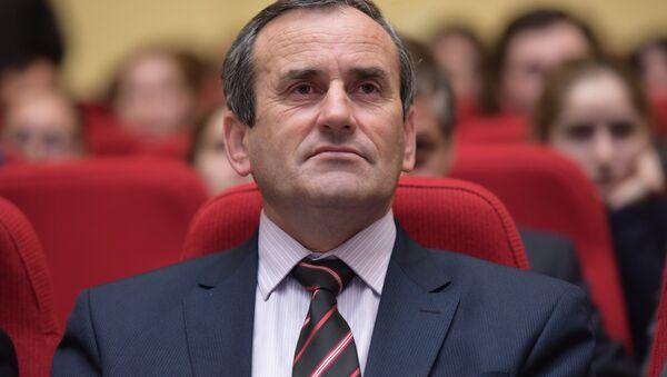 Министр образования Адгур Какоба - Sputnik Аҧсны
