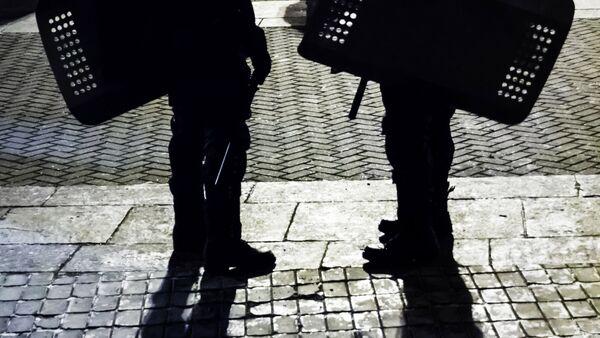 Полиция. Архивное фото. - Sputnik Абхазия