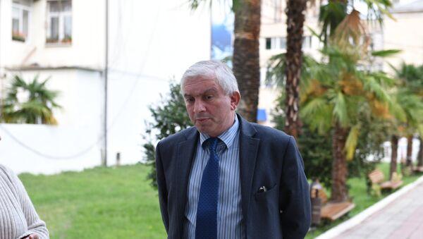Глава государственного комитета по репатриации Хрипс Джопуа - Sputnik Абхазия
