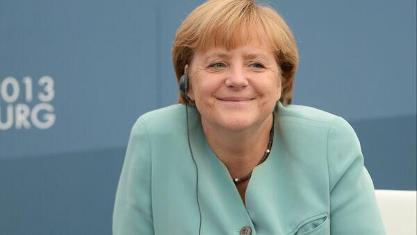 едеральный канцлер Германии Ангела Меркель. Архивное фото. - Sputnik Абхазия