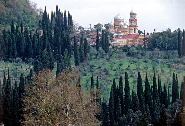 Новоафонский монастырь - Sputnik Абхазия