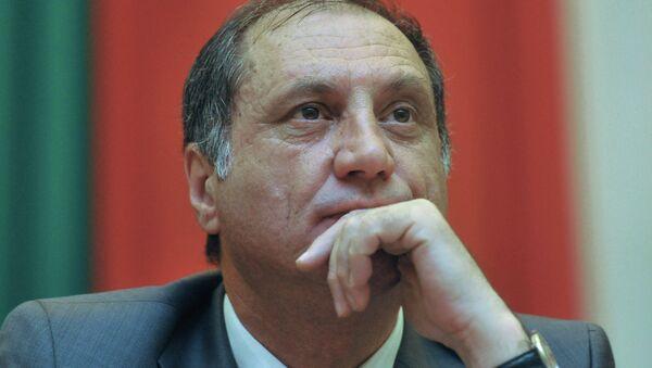 Избранный депутат народного собрания С.М. Шамба. Архивное фото. - Sputnik Абхазия