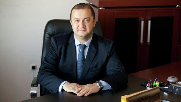 Вице-президент ТПП РА Сонер Гогуа. - Sputnik Абхазия