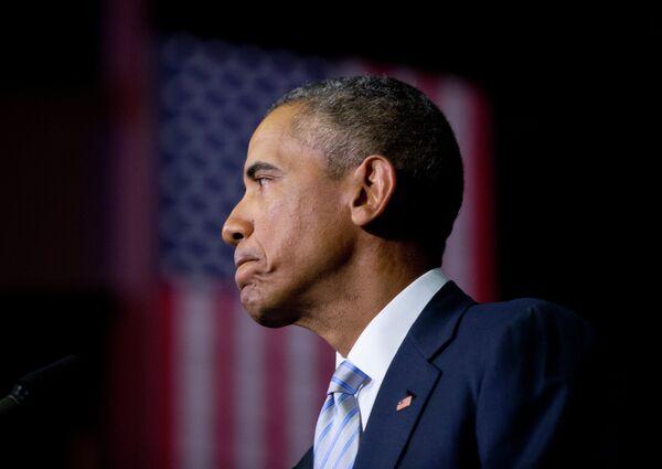 Президент США Барак Обама - Sputnik Абхазия
