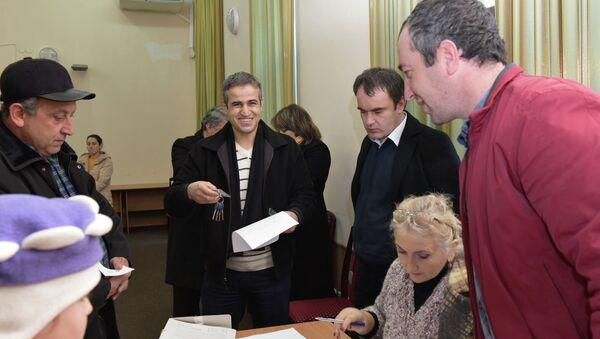 Репатрианты получили ключи от квартир - Sputnik Абхазия