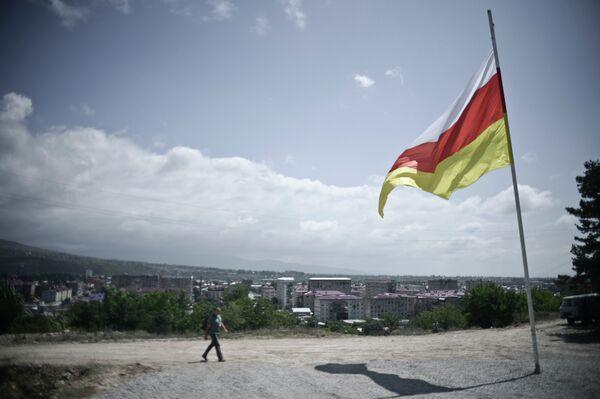 Пятая годовщина трагических событий в Южной Осетии - Sputnik Абхазия