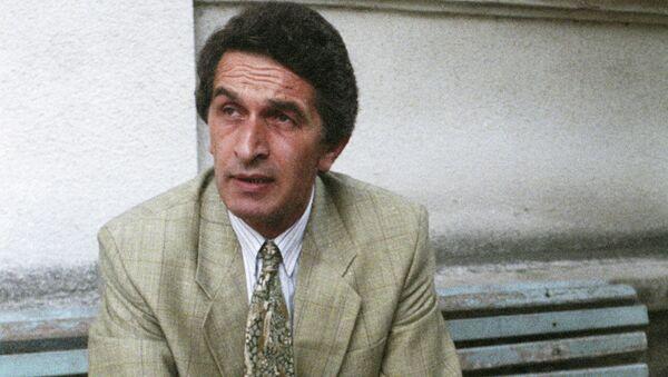 Председатель Верховного Совета Абхазии Ардзинба - Sputnik Абхазия