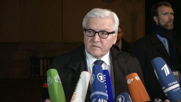 СПУТНИК_Штайнмайер о последствиях неисполнения минских соглашений в Донбассе - Sputnik Абхазия