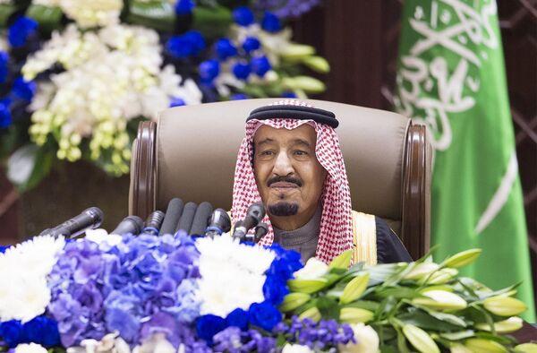 Король Саудовской Аравии Абдалла. Архивное фото. - Sputnik Абхазия
