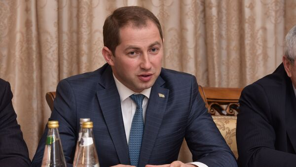 Дмитрий Шамба - Sputnik Абхазия