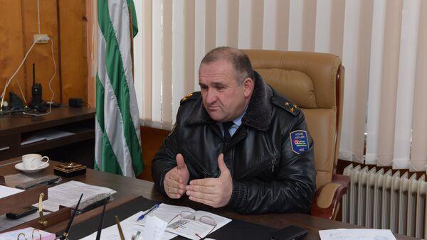 Шоуа: учет автомобилей с иностранными номерами повысит эффективность работы ГАИ - Sputnik Абхазия