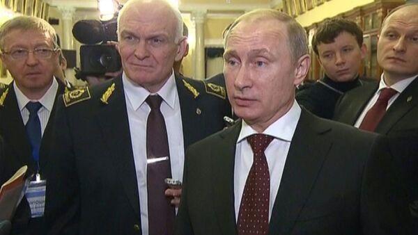 Путин назвал украинскую армию в Донбассе натовским легионом - Sputnik Абхазия